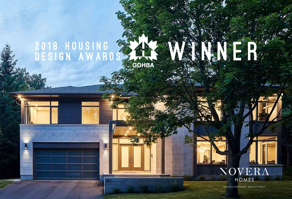 Novera Homes Wins GOHBA 2018 Housing Design Award For Renovation Of The  Year   Novera Homes